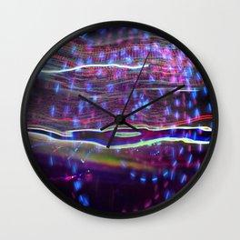 Laserlight Wall Clock