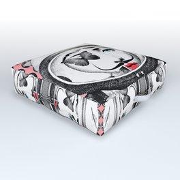 Dadaasetti Mon Amour Outdoor Floor Cushion