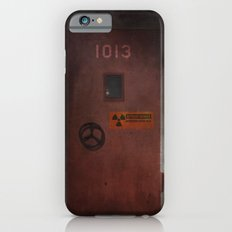 X-Files Krycek missile silo iPhone 6s Slim Case