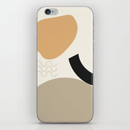 // Shape study #24 iPhone Skin