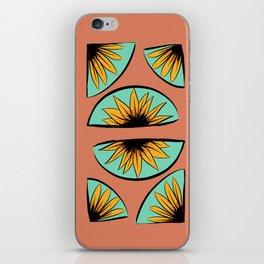 sunflower pieces  iPhone Skin