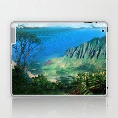 The Glitch Escape Laptop & iPad Skin