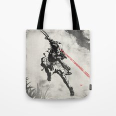 Jungle Pred Tote Bag