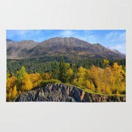 Fall - Turnagain Arm Alaska Rug
