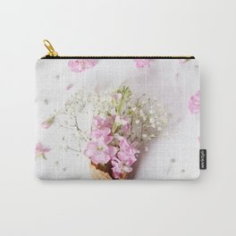 Ice cream flowers Carry-All Pouch