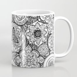 Everything is connected pt.1 Coffee Mug