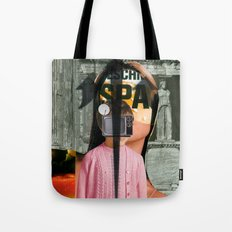 Check Your Head V1 (collaboration with the talented Marko Köppe) Tote Bag