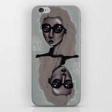 Shades with a Glow iPhone & iPod Skin