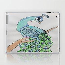 Peacock Laptop & iPad Skin