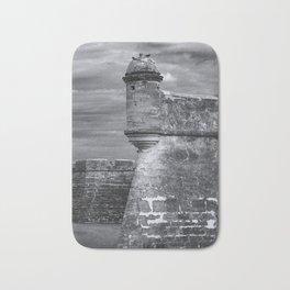 Castillo de San Marcos Bath Mat