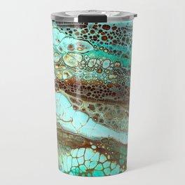Abstract Annemarie Travel Mug