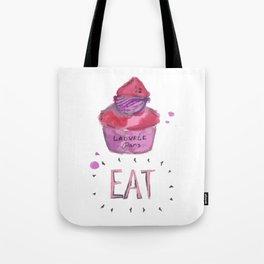 EAT Tote Bag