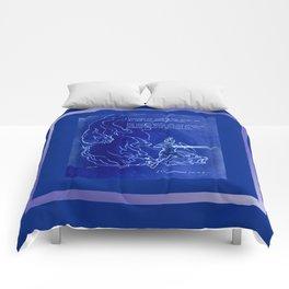 Warrior 3 With Heavenly Host Comforters