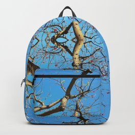 Dancing Branches Mandala-esque (#129a) Backpack