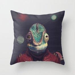 Star Team - Leon Throw Pillow