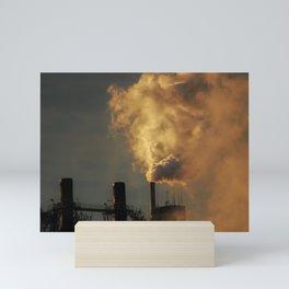 Morning Smog Mini Art Print