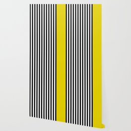 Liquorice allsorts, yellow Wallpaper