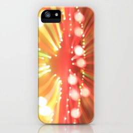 beaming no. 361 iPhone Case