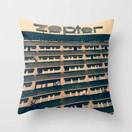 Zep Throw Pillow