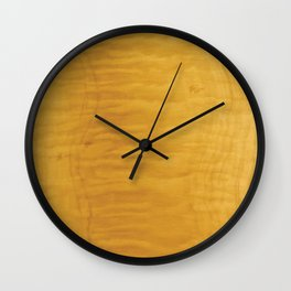 Maplewood Wall Clock