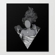 Silent Soul Canvas Print