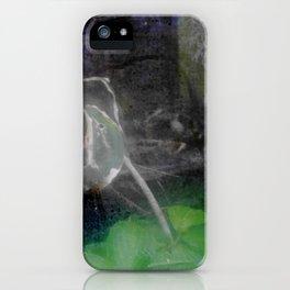 Blur #4 iPhone Case