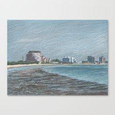 Revere Beach 1 Canvas Print