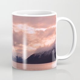 Rose Quartz Over Hope Valley Coffee Mug
