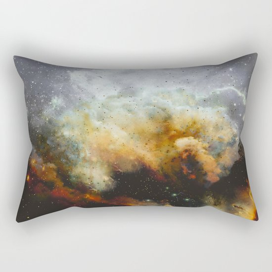 Mysteries of the Universe Rectangular Pillow