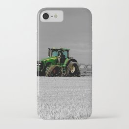 Working the Fields iPhone Case