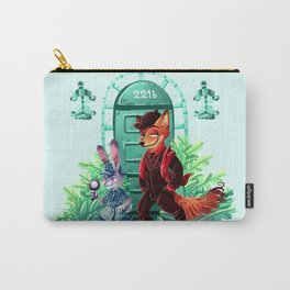 Judy Holmes  Carry-All Pouch
