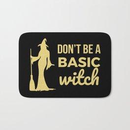 The Basic Witch Bath Mat
