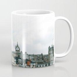 Edinburgh Old Town Skyline Coffee Mug