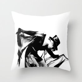 Stevie nicks Throw Pillow