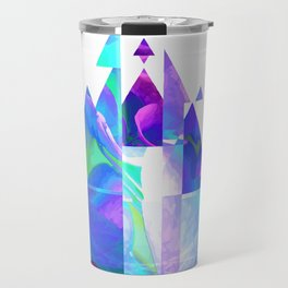 Purple Castle Travel Mug