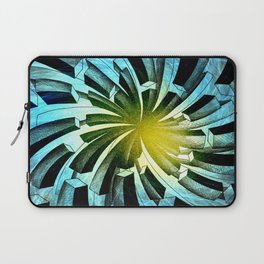 Spacial Fireworks Laptop Sleeve