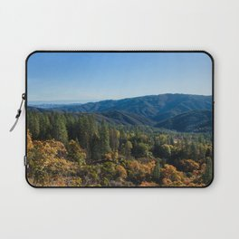 Fall Sunrise Photography Print Laptop Sleeve