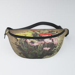 Flowers for her Fanny Pack