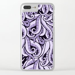 Ursula The Sea Witch Inspired Clear iPhone Case