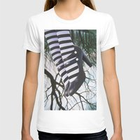 stripes T-shirts featuring Stripes by John Turck