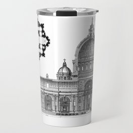 St. Peter Basilica - Rome, Italy Travel Mug