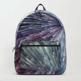 Planet Pixel Down the Rabbit Hole Backpack