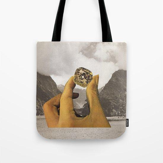 SEMI PRECIOUS Tote Bag