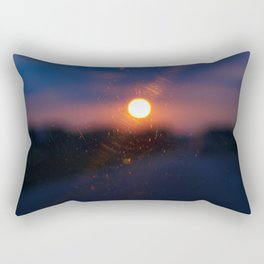 Sunrise.. Sunset.. Rectangular Pillow