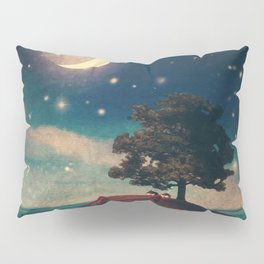 A Quiet Place for Two Pillow Sham