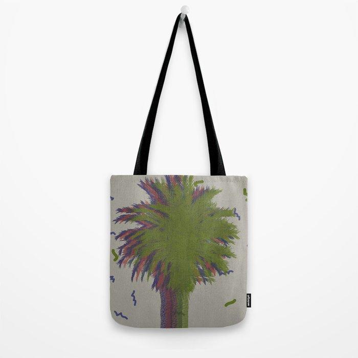 Palm retro Tote Bag