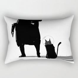 Phazed Rectangular Pillow
