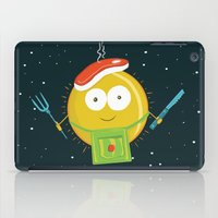 chef iPad Cases featuring Sun Chef by alonsomi
