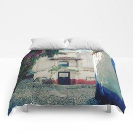 Portugal, Obidos (RR 183) Analog 6x6 odak Ektar 100 Comforters