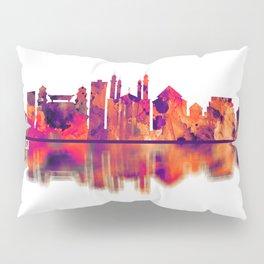 Bekasi Indonesia Skyline Pillow Sham